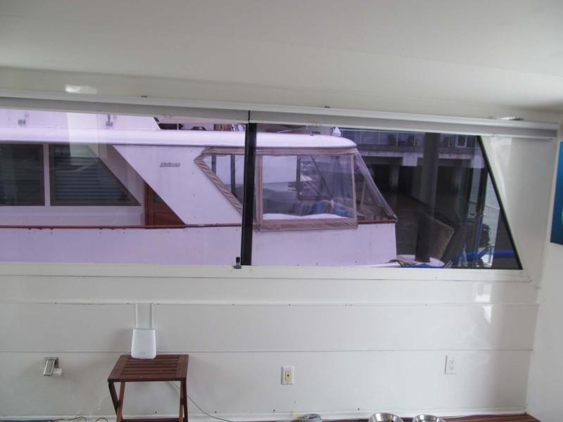 Aft Deck Port Side