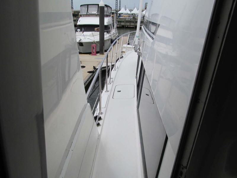 Side Deck Port Forward