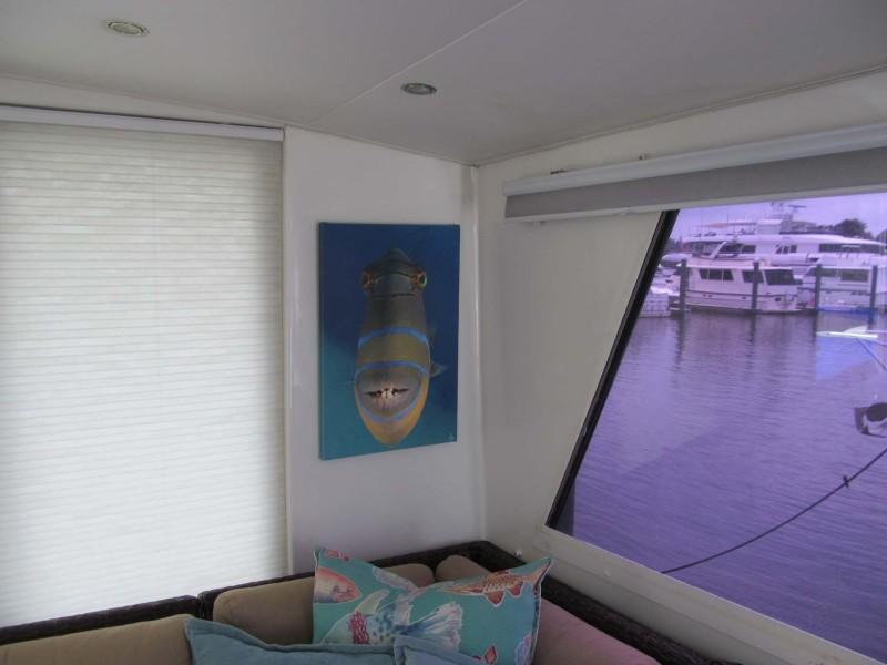 76 Aft Deck Wall Art Port