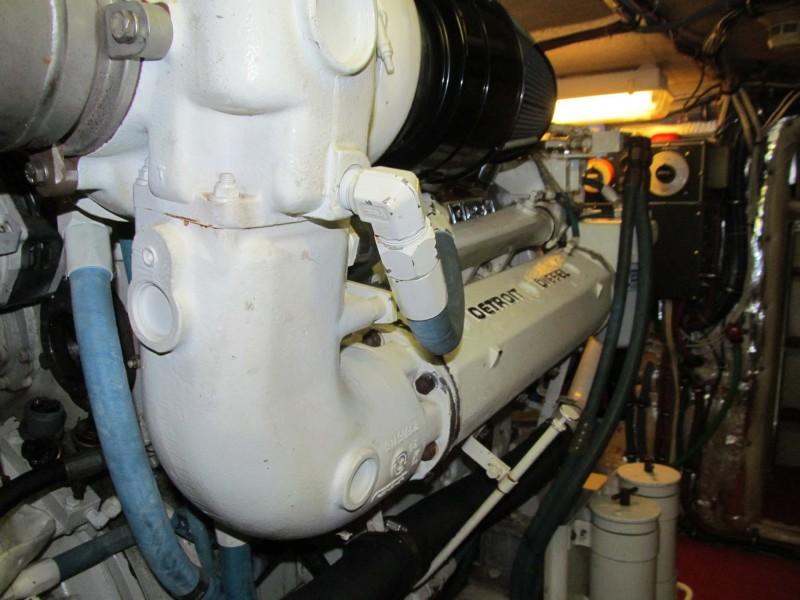 Engine Starboard