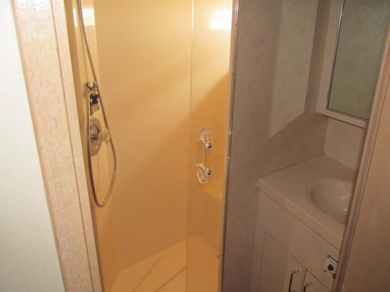 VIP Shower Stall