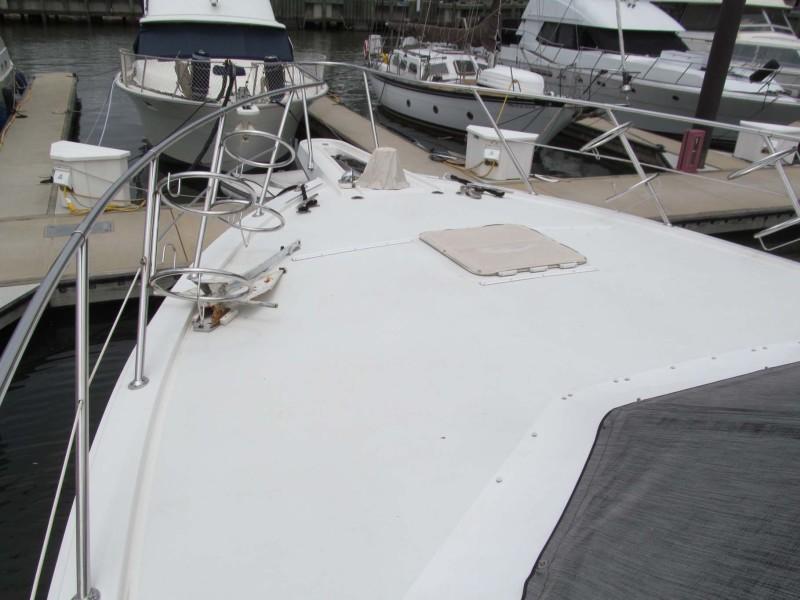 Bow Deck Port