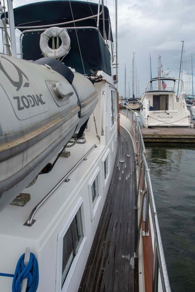 Starboard Side Deck Aft