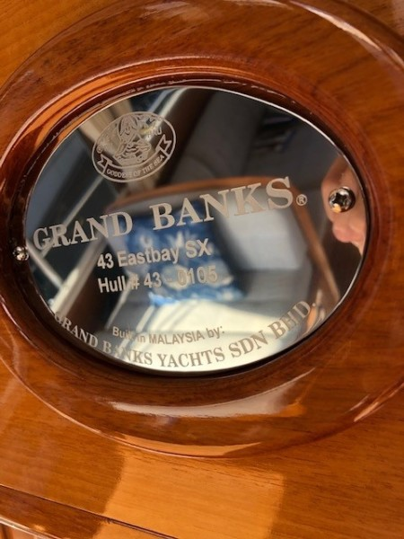 43 Grand Banks