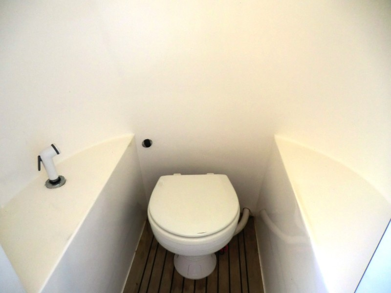 2012 Motion Marine 42SF Head And Shower