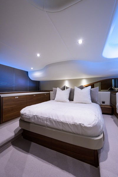 Princess Yachts - Take A Break - Master Stateroom