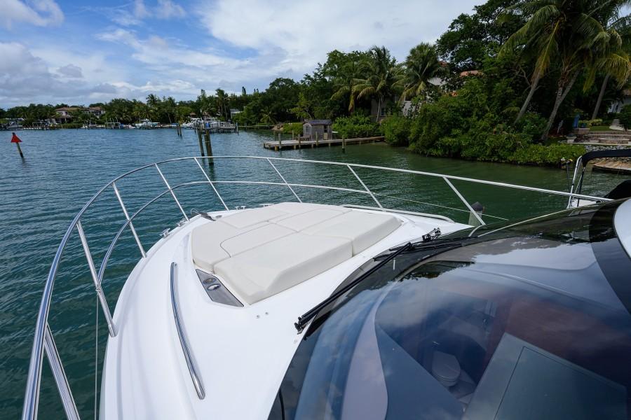 Princess Yachts - Take A Break - Bow