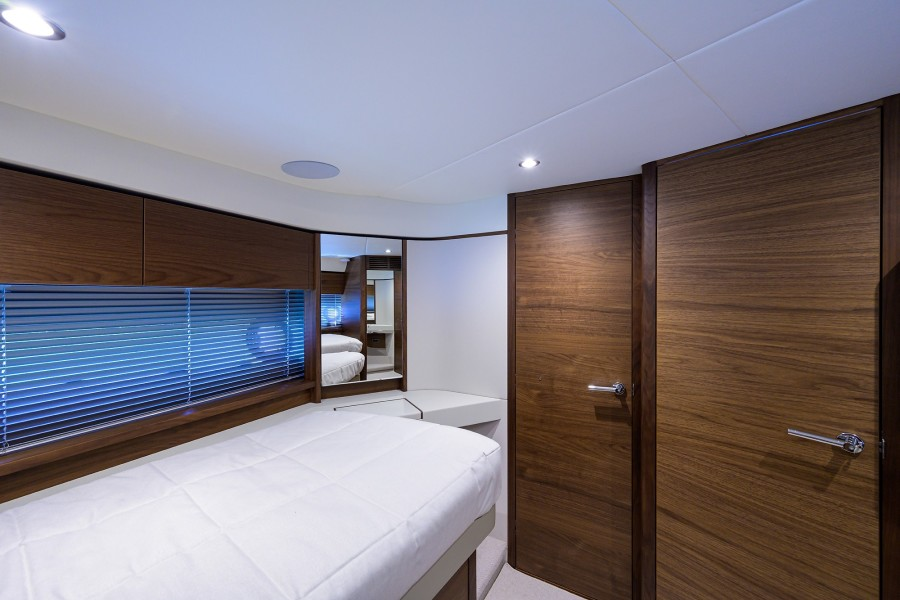 Princess Yachts - Take A Break - Guest Stateroom