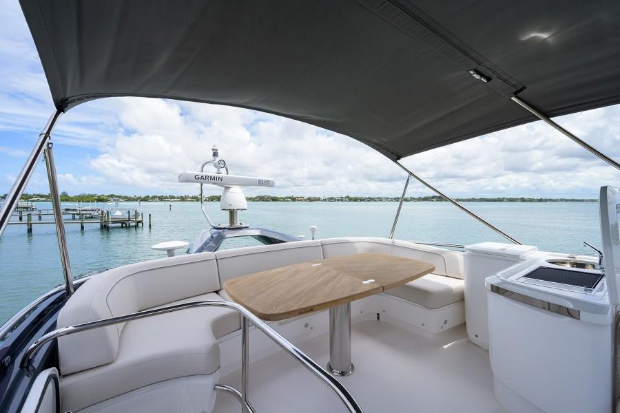 Princess Yachts - Take A Break - Flybridge