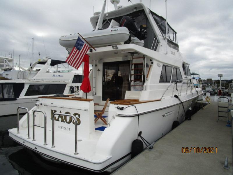 55' Symbol starboard aft profile