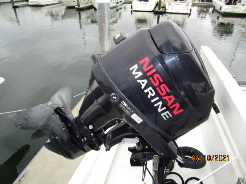 55' Symbol tender outboard