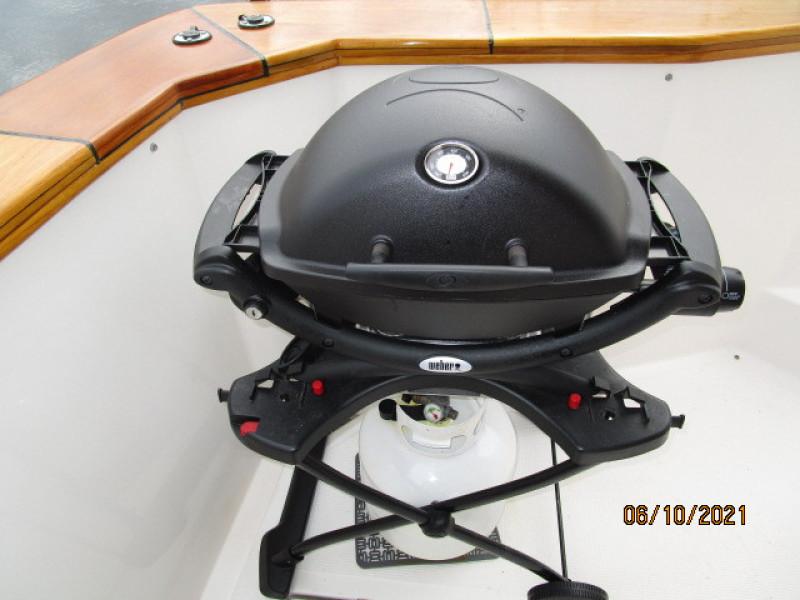 55' Symbol BBQ grill
