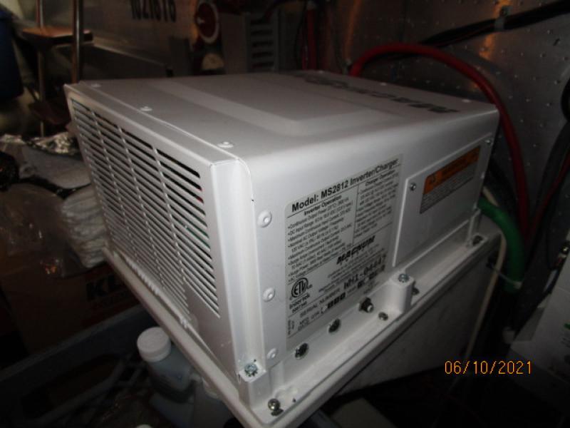 55' Symbol inverter-charger