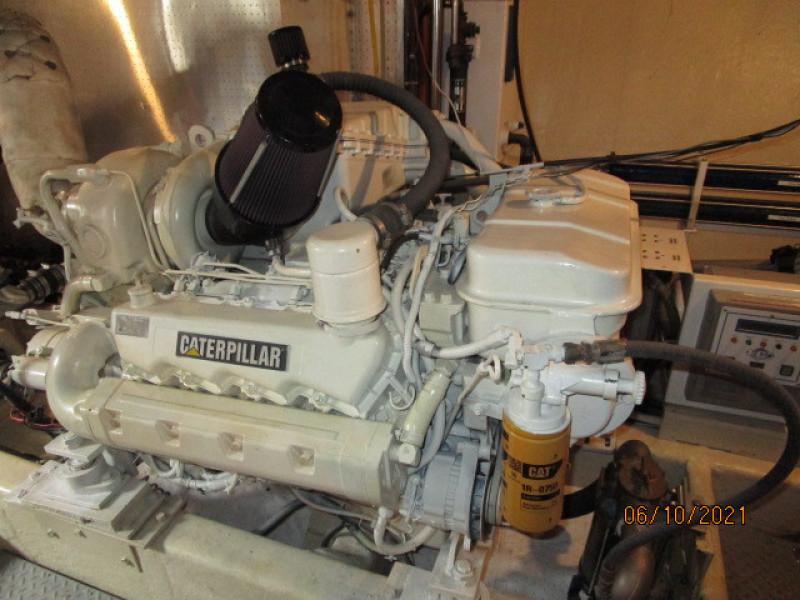 55' Symbol port main engine