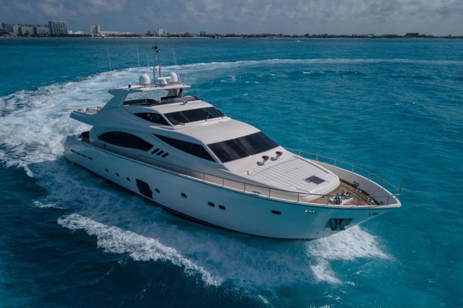 Ferretti Yachts-881 2008-Fortis II Cancun-Mexico-1704831-featured