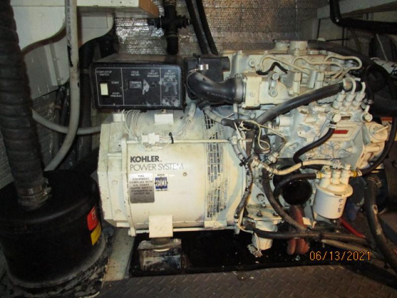 51' Morgan generator