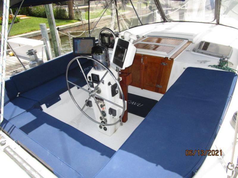 51' Morgan cockpit forward2