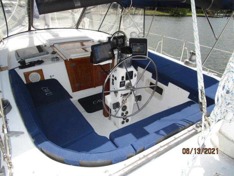 51' Morgan cockpit forward1