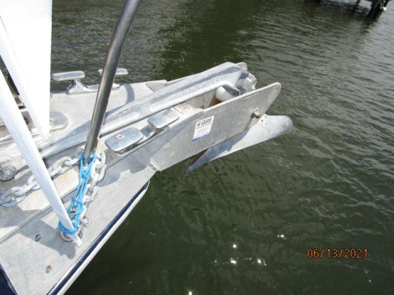 51' Morgan anchor