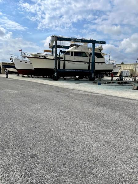 1979 Hatteras 58 Yacht Fish Gus