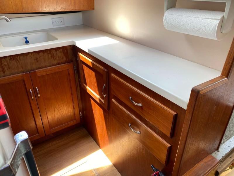 Galley Storage Cabinets