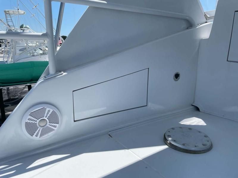 Flybridge Port Speaker