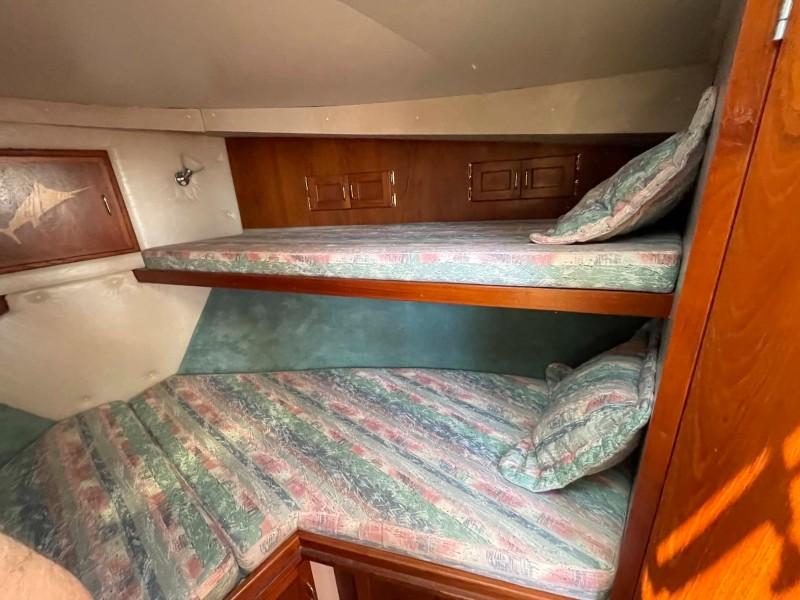 Starboard Side Over Under Berths