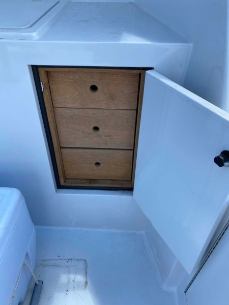 Tackle Drawers and Storage