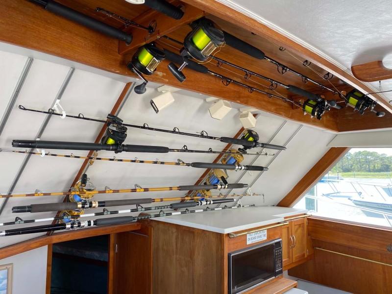 Overhead Rod Racks