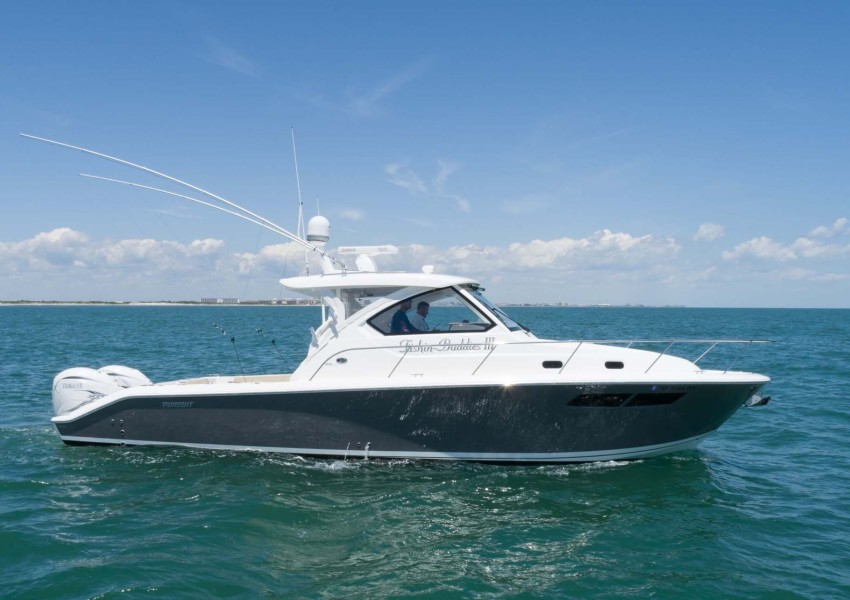 photo of 35' Pursuit OS 355 Offshore 2020