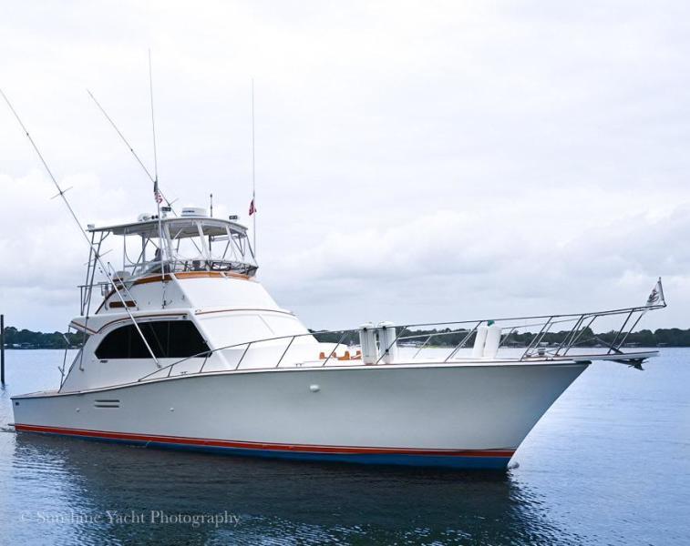 Photo of 46' Post Sportfish 1987