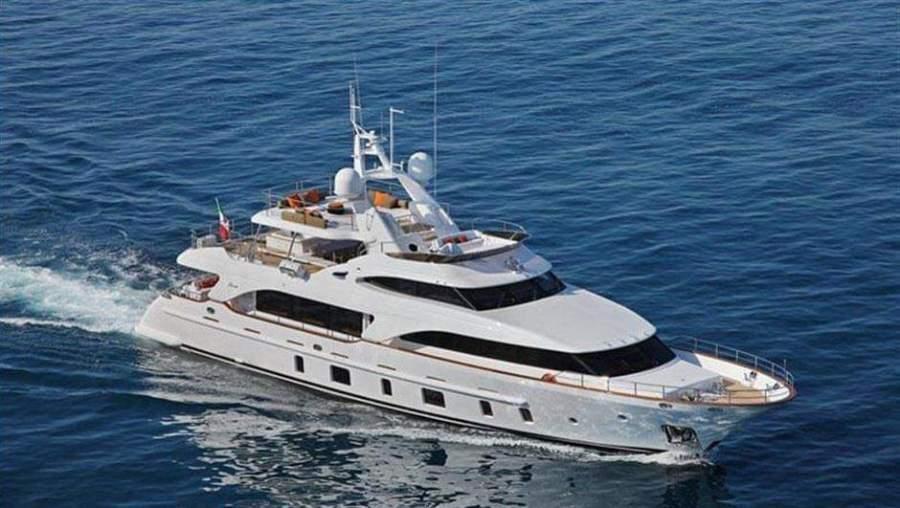 Benetti-105 Motor Yacht 2012 -Genoa -Italy-1712867-featured