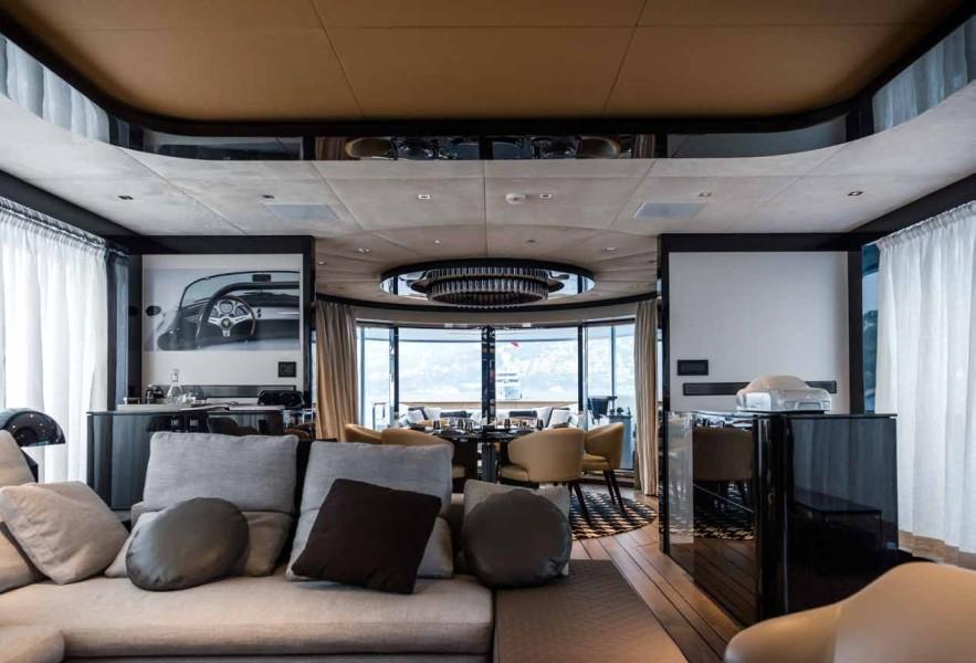 GTT 115 yacht for sale