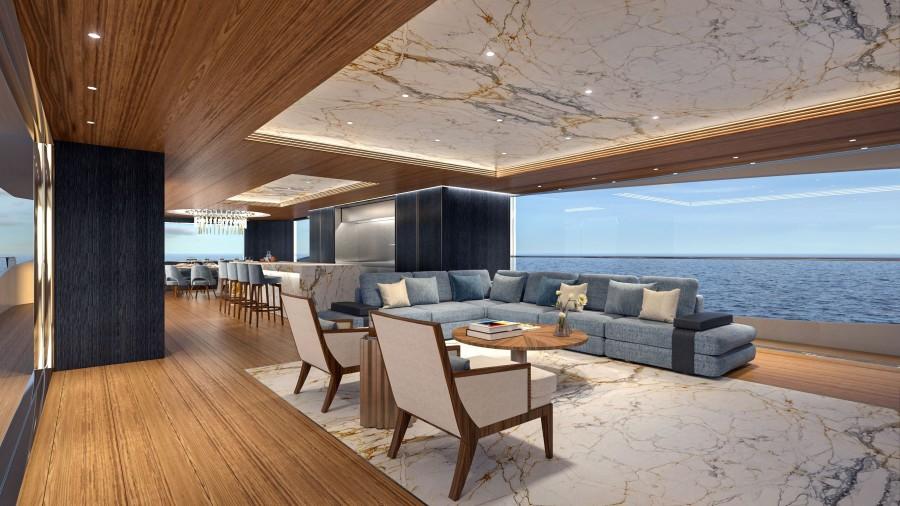 GTT 160 yacht for sale