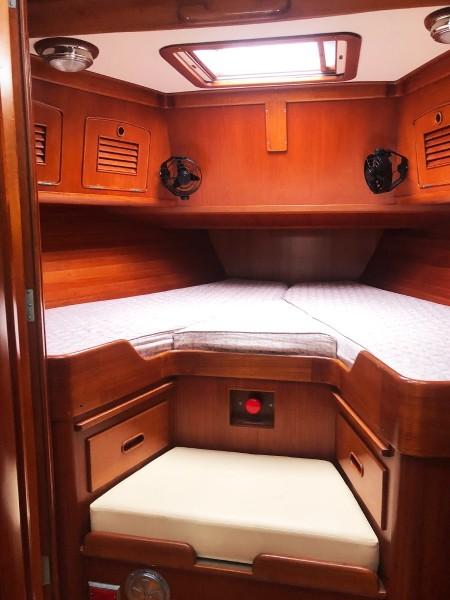 Fwd. Cabin