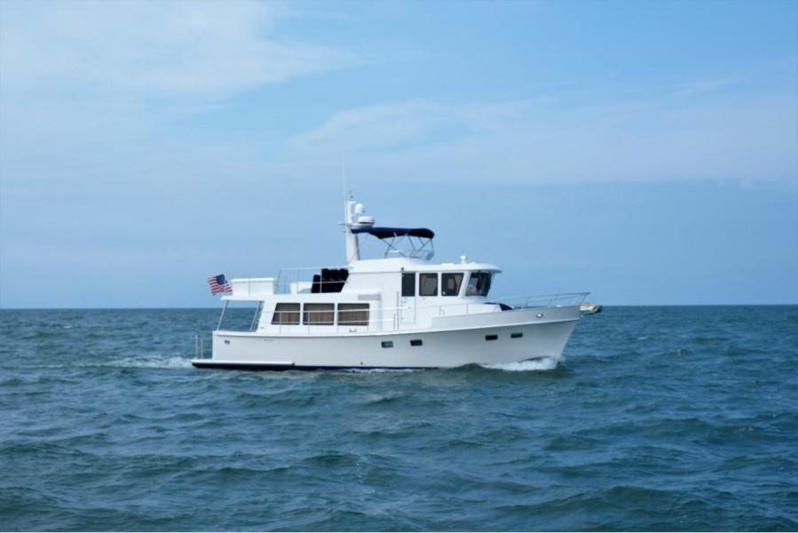 45' Symbol starboard profile2
