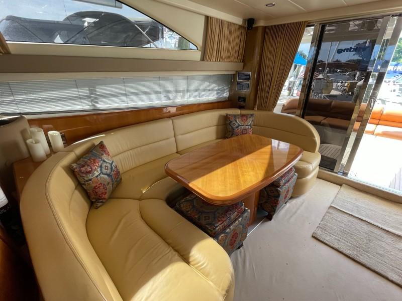 Main Salon - Starboard