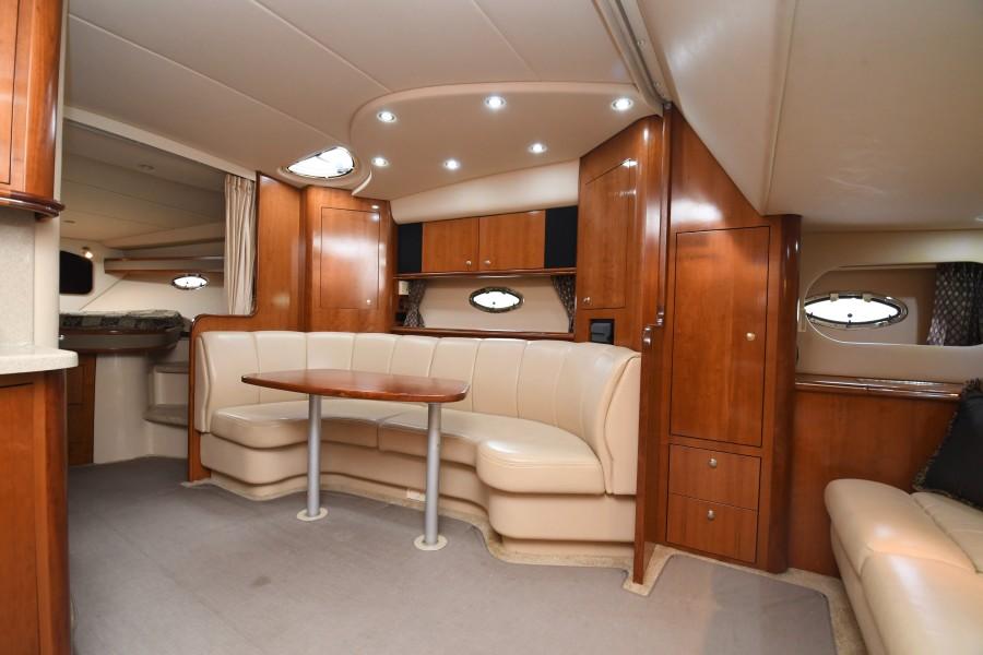 2004 37 Cruisers Express - Fair Profit - Dinette