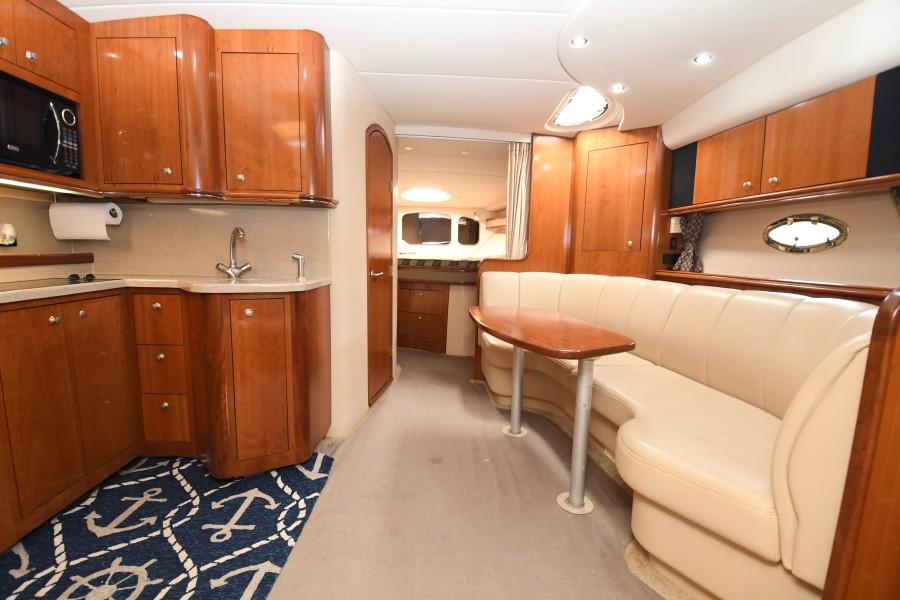2004 37 Cruisers Express - Fair Profit - Salon - Galley