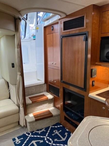 2004 37 Cruisers Express - Fair Profit - Interior Entry