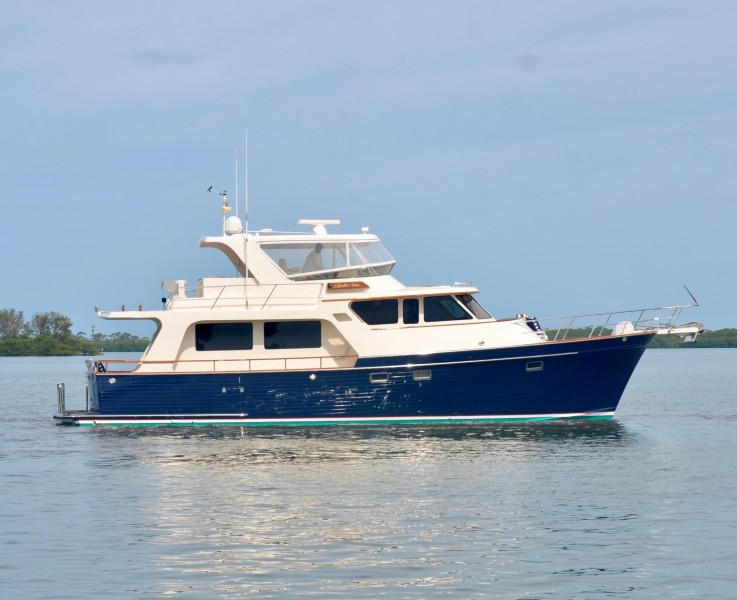 Marlow-53C Explorer  2008 -Clearwater-Florida-United States-1720855-featured