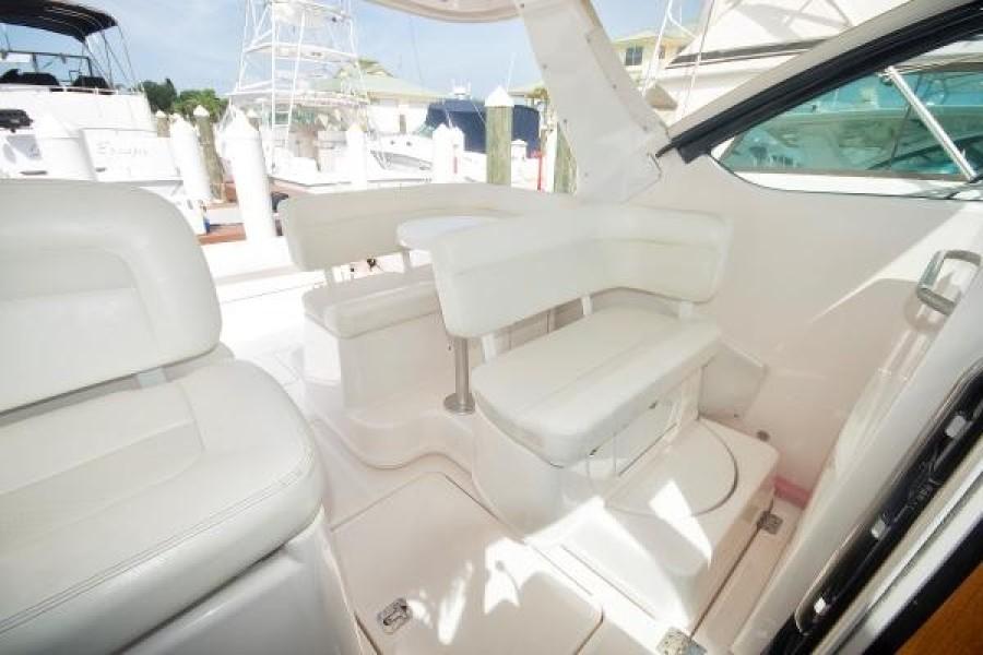2008 Tiara 36 Open Upper Cockpit