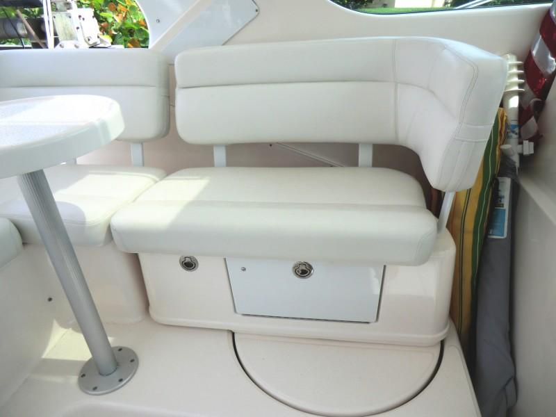 2008 Tiara 36 Open Swivel Seat