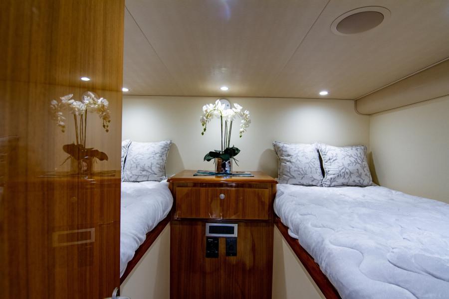 42 Viking 2014 Guest Cabin