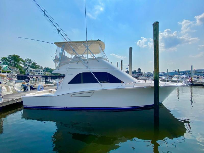 photo of 40' Cabo 40 Convertible 2006