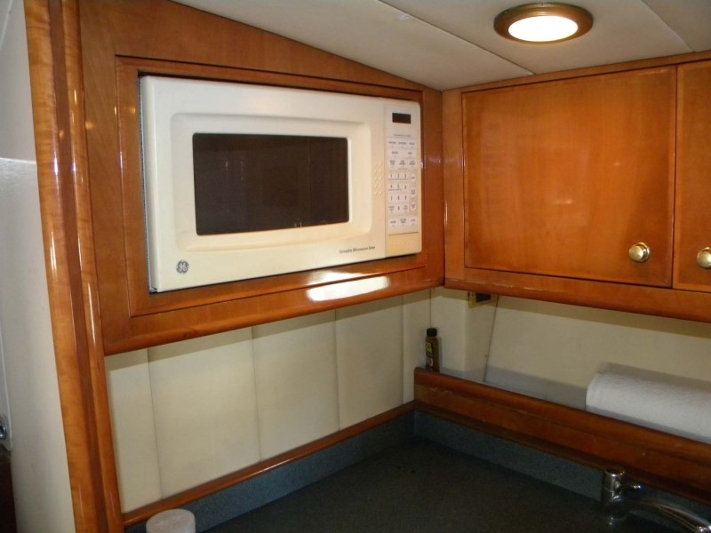 Galley Microwave Oven