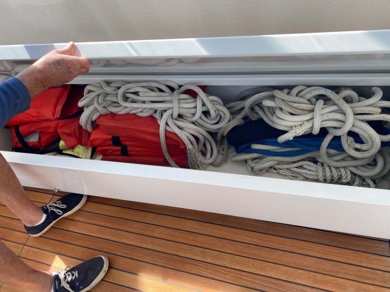 Rope Storage