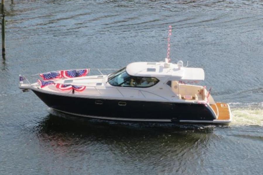 Tiara Yachts 2008-Bushels of Fun VI Florida-United States-1725097-featured