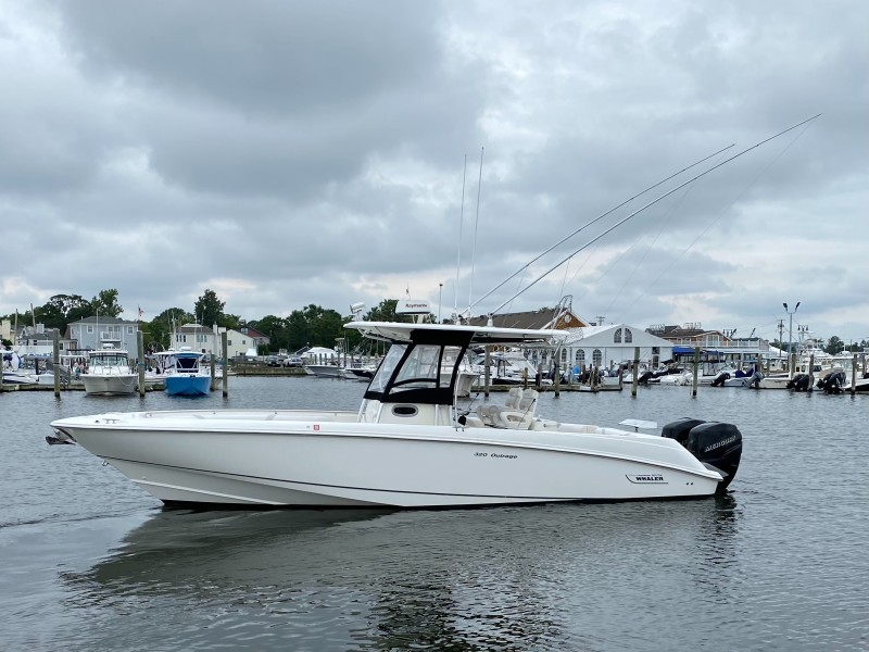 Boston Whaler-320 Outrage 2007 -Bay Shore-New York-United States-1733306-featured