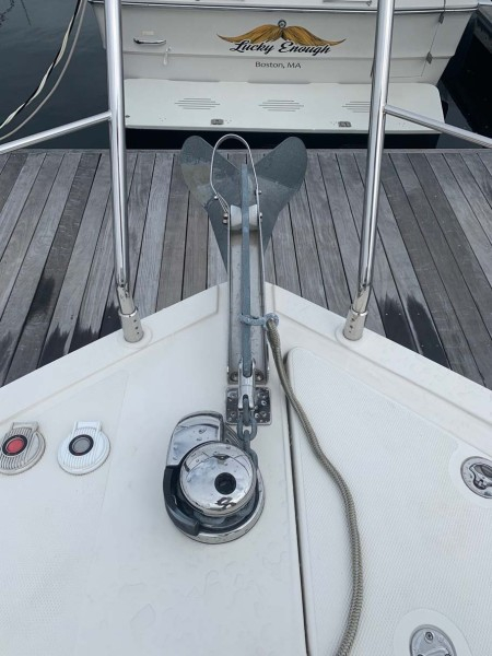 Windlass for all Chain Anchor Rode